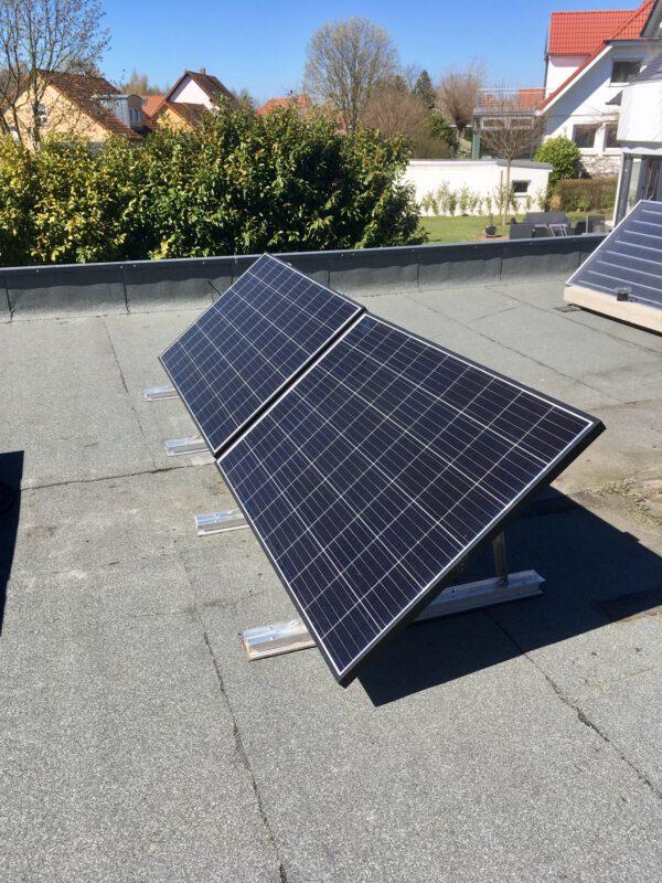 2000 Watt Solaranlage