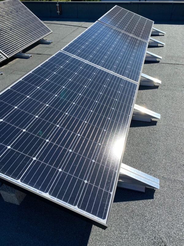1280 Watt Solaranlage
